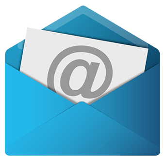 Blue-Email